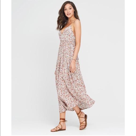 c0c1ba1a57 Tigerlily Marquisa Sleeveless Dress NWT